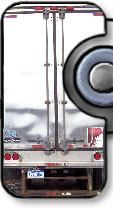 Semi Truck Trailer Reefer